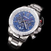 STEELIO® Überflight Retrograde Chronograph (Royal Blue)